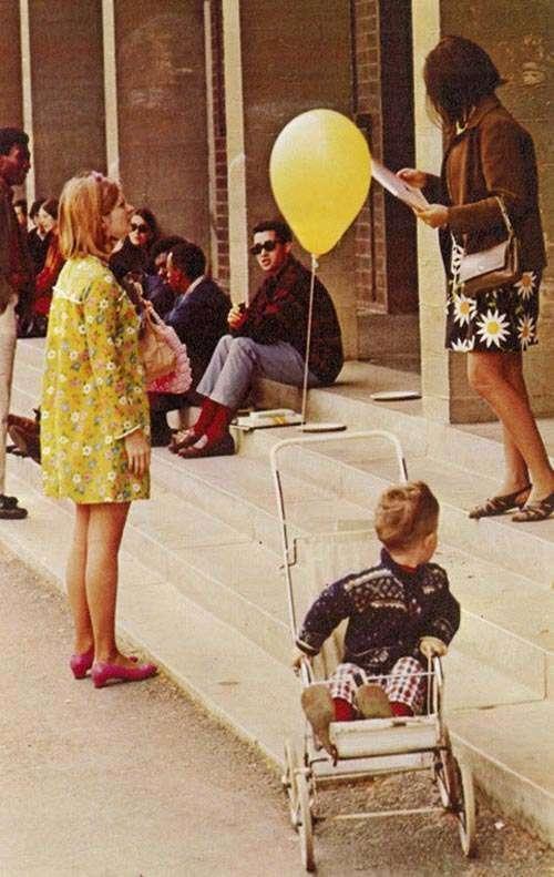 Дети 70-х. Вседозволенность и свобода?-14 фото-