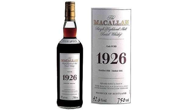 Топ 10 Самое дорогое виски в мире-10 фото-