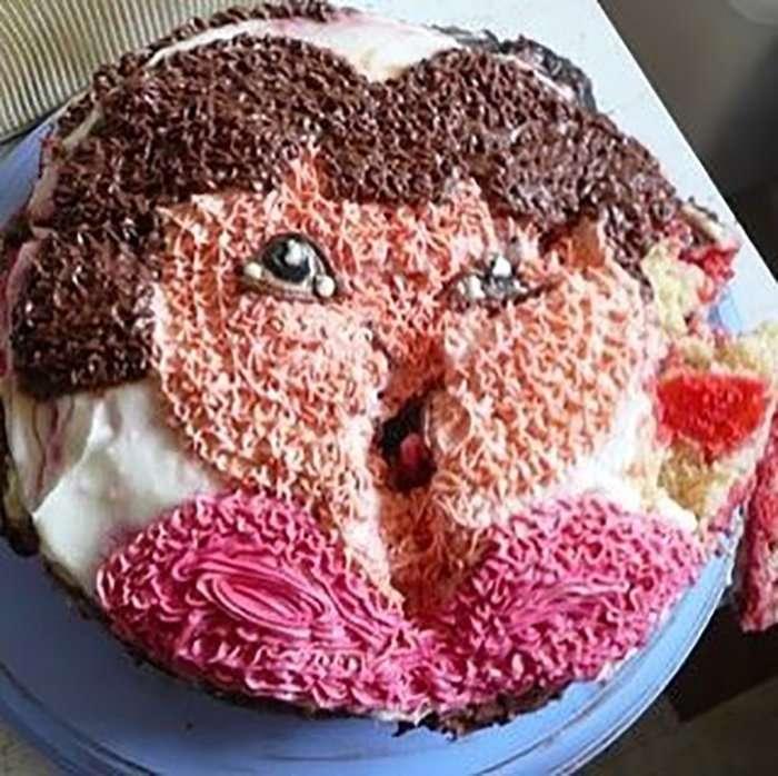 Когда десерт не получился-27 фото-