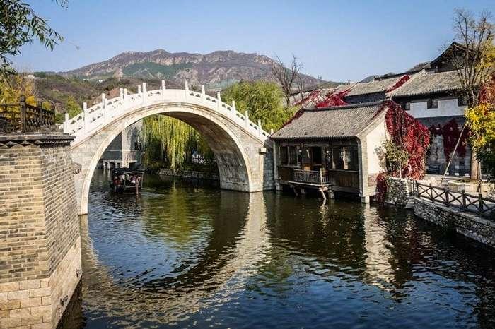 Губэй. Как устроены -новые старые города- в Китае-36 фото-