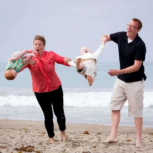 Всем нам свойственно ошибаться: забавные промахи родителей-28 фото + 3 гиф-