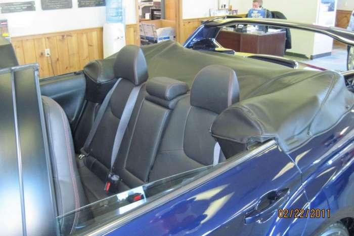 Почему Subaru WRX STI без крыши никому не нужна-12 фото-