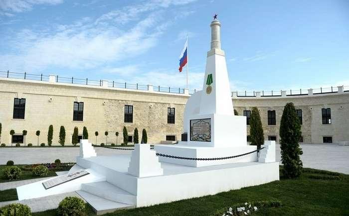 Константиновская батарея реконструирована в Севастополе-20 фото-