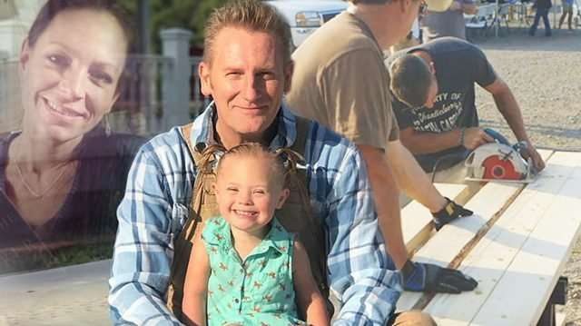 Он выполнил мечту покойной жены и построил школу для их особенной дочери-9 фото + 1 видео-