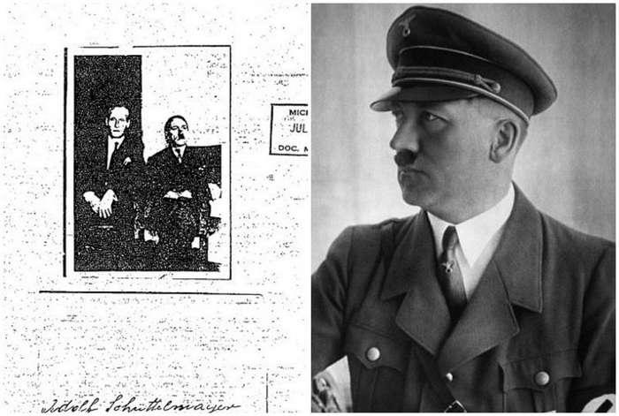 Гитлер жил в Колумбии после 1945? ЦРУ представило рассекреченные документы-6 фото-