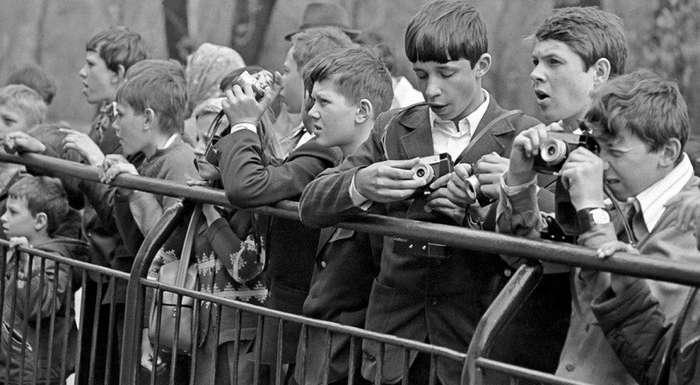 Очень интересные исторические фото-40 фото-