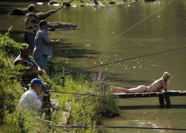 Рыбалка по-нашему-1 фото-