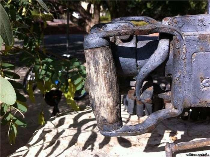 Найденный ДШК-9 фото-