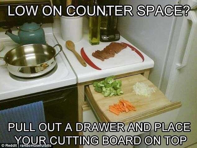 Простые и полезные кулинарные уловки, с которыми жизнь станет проще-13 фото-