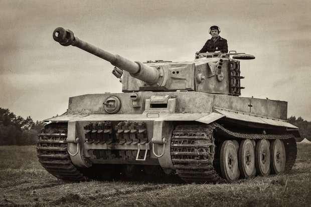 Десять лучших танков Второй мировой войны-10 фото + 1 видео-