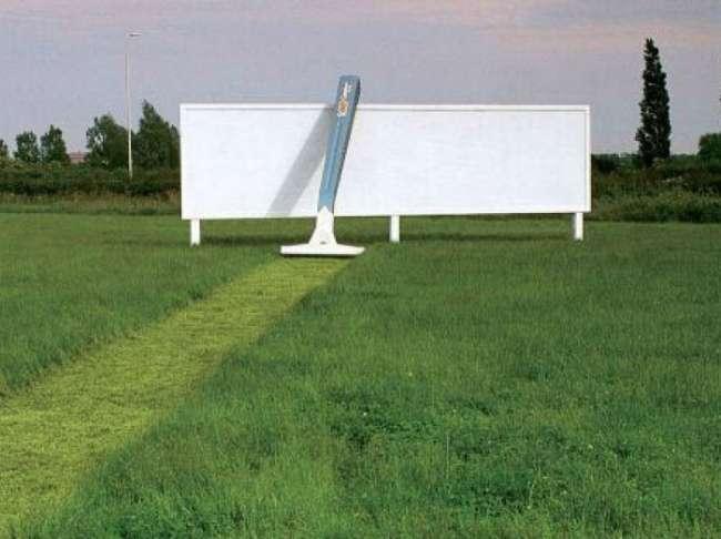 23примера очень крутой рекламы, которую выточно оцените подостоинству