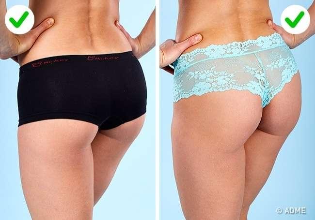 10самых распространенных ошибок при выборе нижнего белья