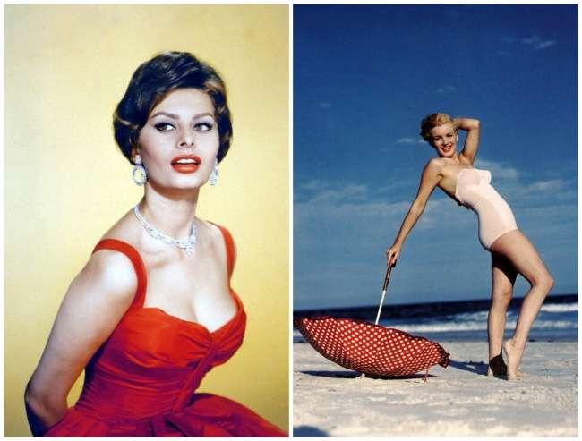 Как менялись идеалы женской красоты запоследние 100 лет