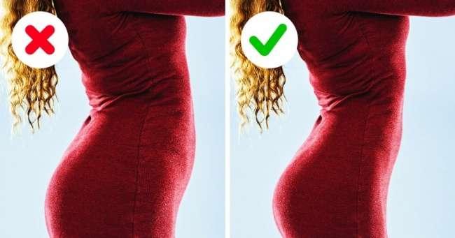 10безотказных трюков, которые сделают вас стройнее за2минуты