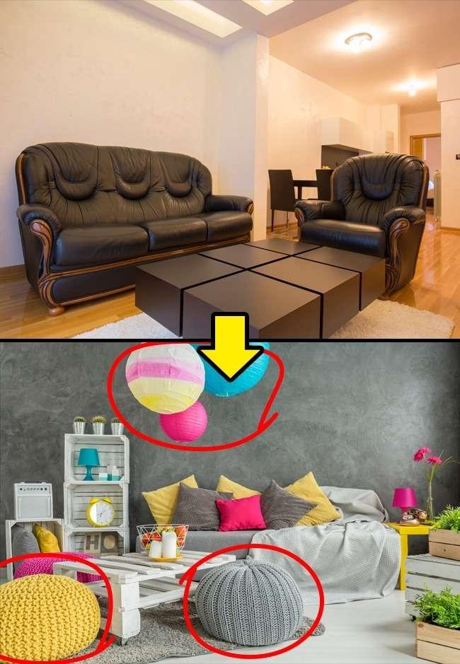 Превратите съемную квартиру вместо, где вызахотите жить вечно, спомощью этих 10хитростей