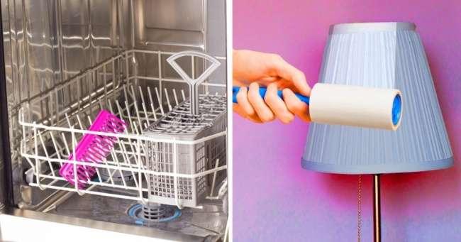 15привычек людей, укоторых дома никогда небывает грязно