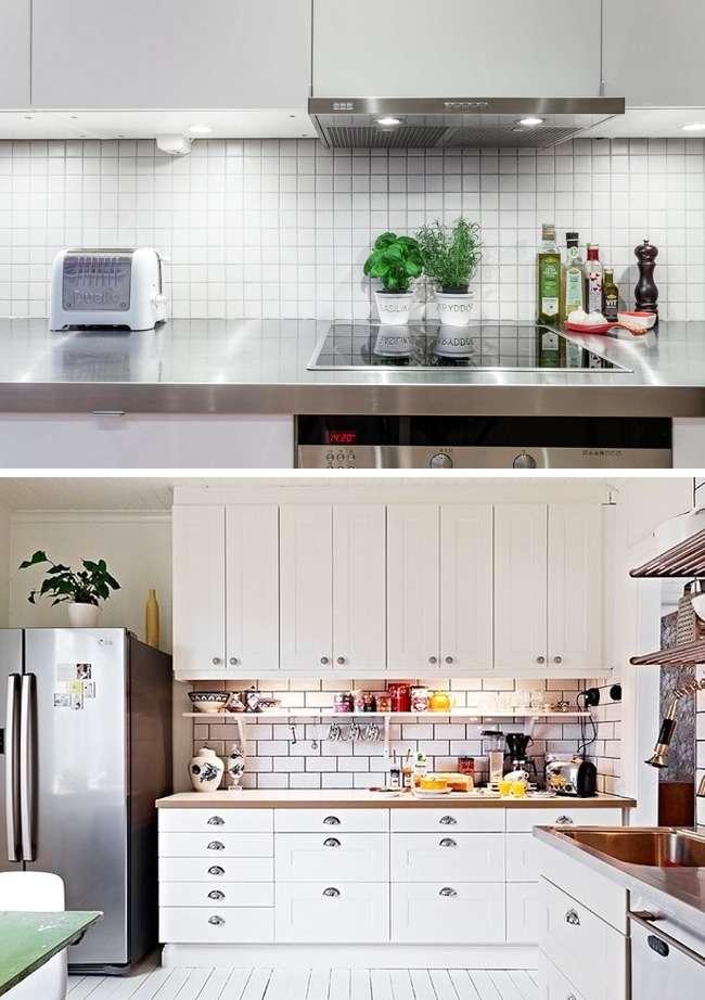 10способов обустроить маленькую кухню так, чтобы забыть оееразмере
