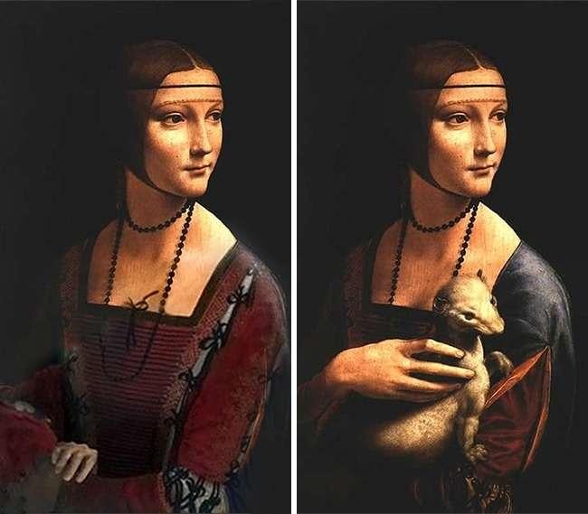 5тайн знаменитых картин Леонардо даВинчи