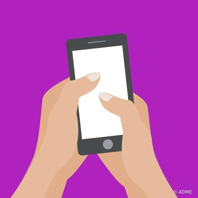 Тест: Что может рассказать овасто, как вынабираете текст?