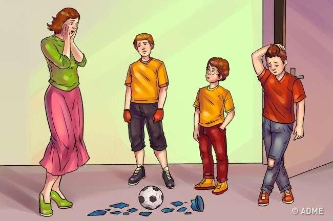 1простая загадка для школьников, которую придется решать всей семьей