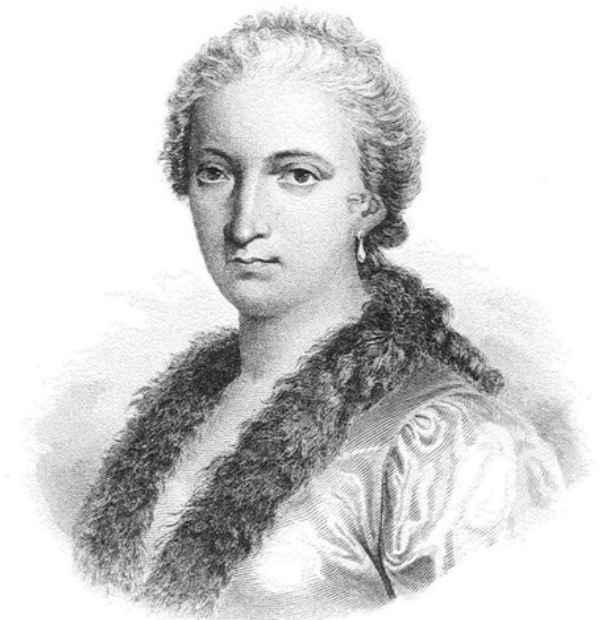 maria agnesi first woman mathematician of the western world (for more on agnesi, see c truesdell, maria gaetana agnesi, archive for history of exact science 40 (1989), 113-142, c truesdell, correction and additions for maria gaetana agnesi, archive for history of exact science 43 (1991), 385-386, m mazzotti, the world of maria gaetana agnesi, mathematician of god (baltimore, 2007), and a cupillari, a.