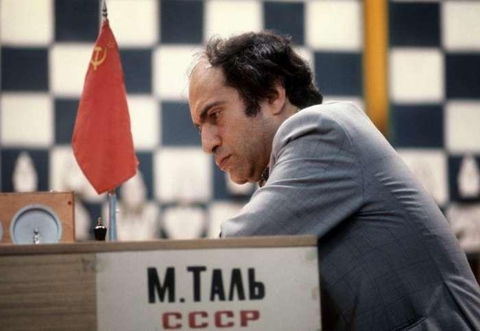 Загадка гения Михаила Таля-15 фото-