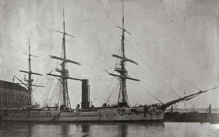 Они были первыми: этапные корабли ВМФ мира-19 фото-