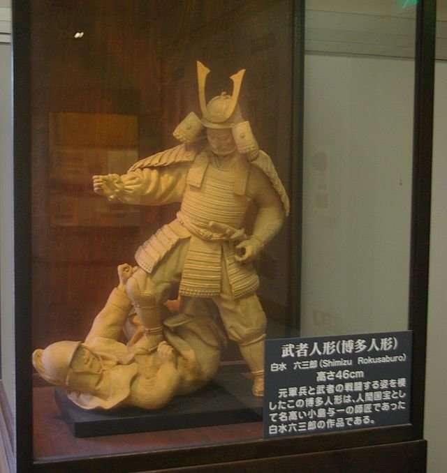 Самураи победители монголов-11 фото + 3 видео-