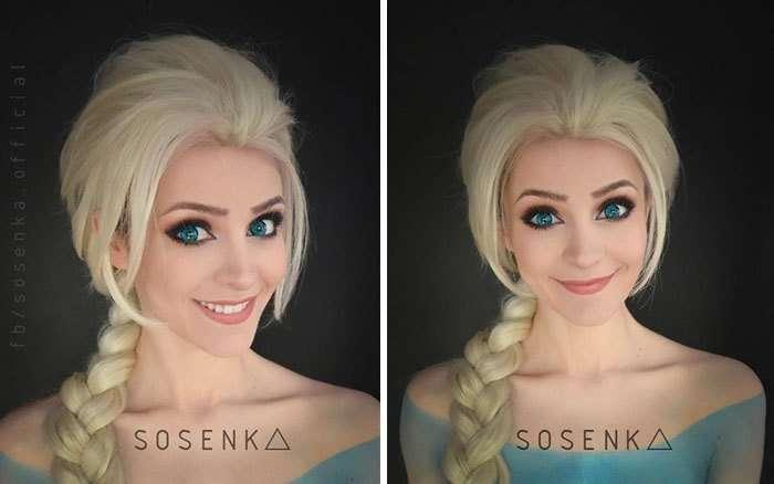 Польская косплеер-самоучка Юстина Сосновска и её талантливые перевоплощения-29 фото-