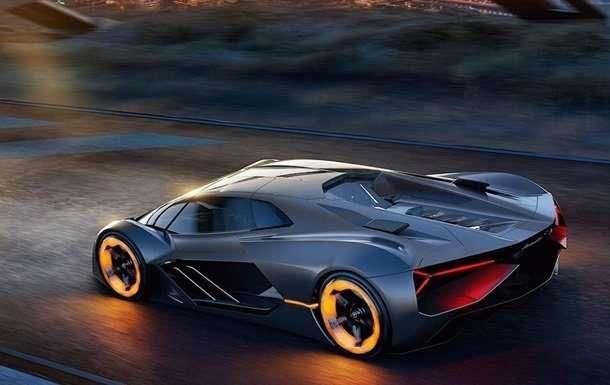 Lamborghini показал уникальный суперкар будущего-2 фото-