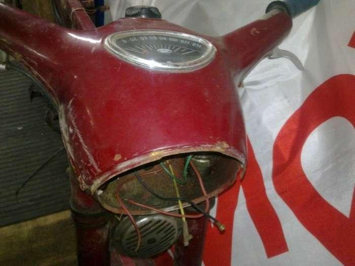 Ява -Старушка- после реставрации-18 фото-
