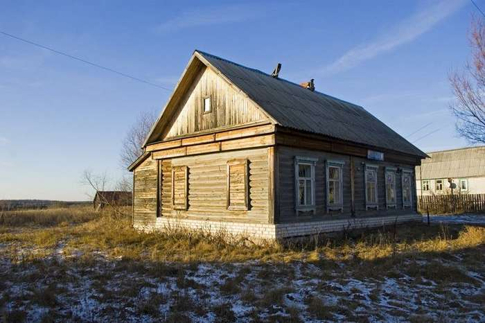Самые эксцентричные отделения Почты России-31 фото-