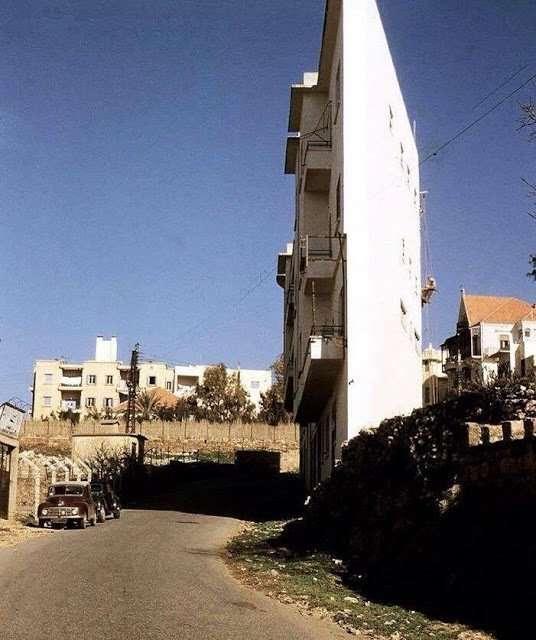-Братская любовь-: История самого тонкого здания в Ливане-5 фото-