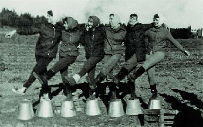 Особенности науки в СССР или аспиранты на картошке-8 фото-