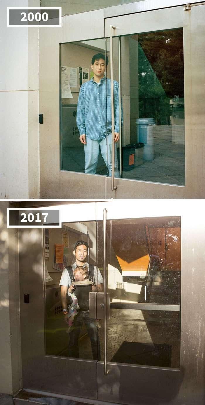 Фотопроект: как меняются люди с возрастом-19 фото-