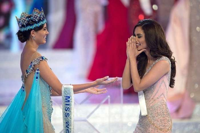 Индианка Мануши Чхиллар стала -Мисс мира--5 фото-