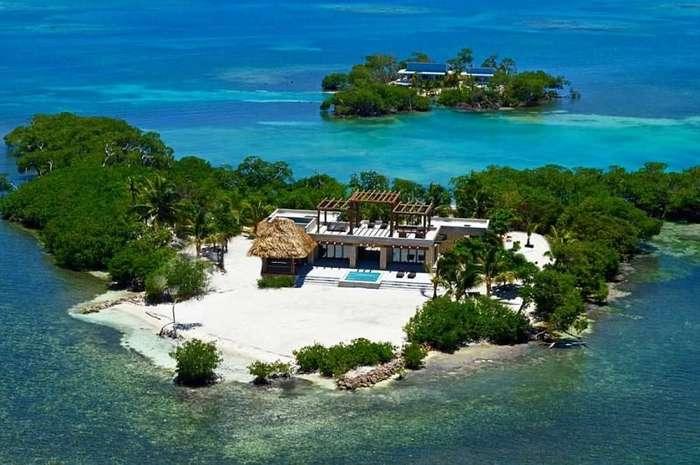 Возьми остров в аренду по $30 за ночь!-8 фото-