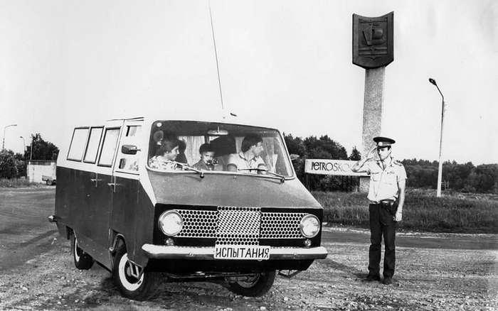 Самые интересные самодельные автомобили из СССР-16 фото-