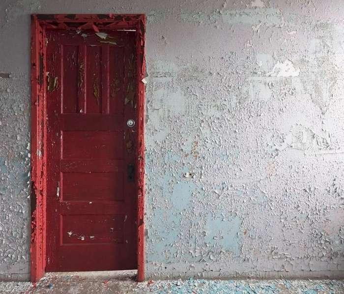 Дверь за стеной или история одного ремонта-1 фото-