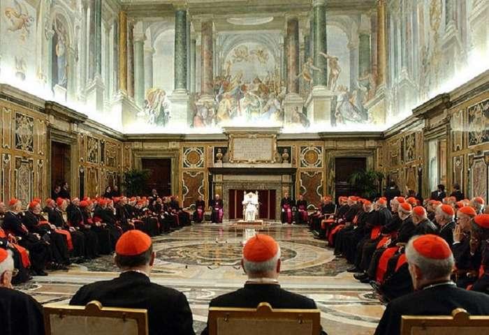 Святой офшор: секреты могущества Банка Ватикана-9 фото-