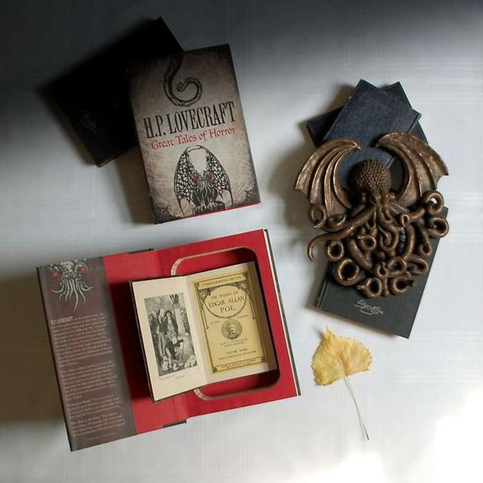 Книжки-сейфы с секретом от Кары Уитэм-20 фото-