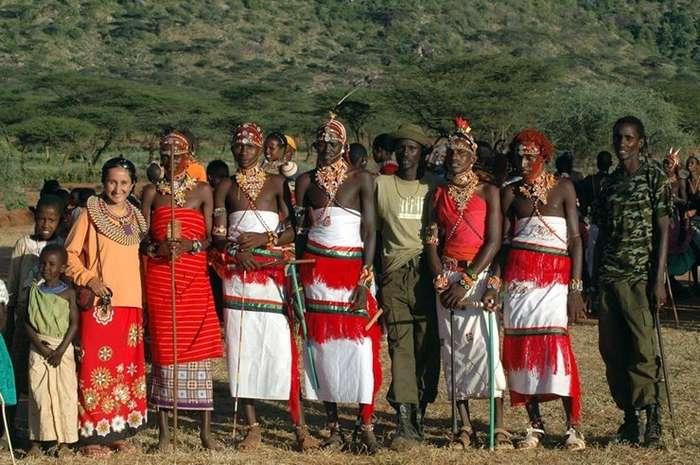 Топ-10 самых необычных свадебных традиций мира-10 фото-