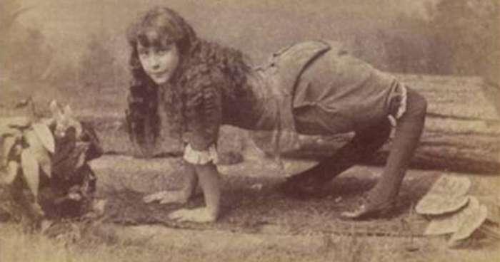 -Девочка-верблюд-: подлинная история Эллы Харпер-5 фото-