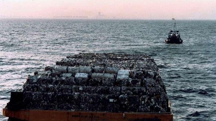 Вонючий Голландец: как мусор из Нью-Йорка совершил путешествие в 9500 км и вернулся обратно-9 фото-