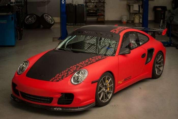 Гипермощные версии Porsche, рядом с которыми 911 Turbo S выглядит овощем-15 фото-