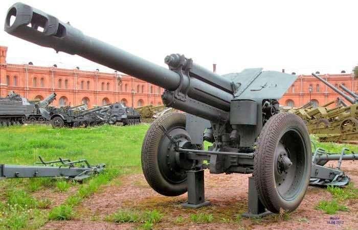 История артиллерии в Великой Отечественной войне-19 фото + 1 видео-