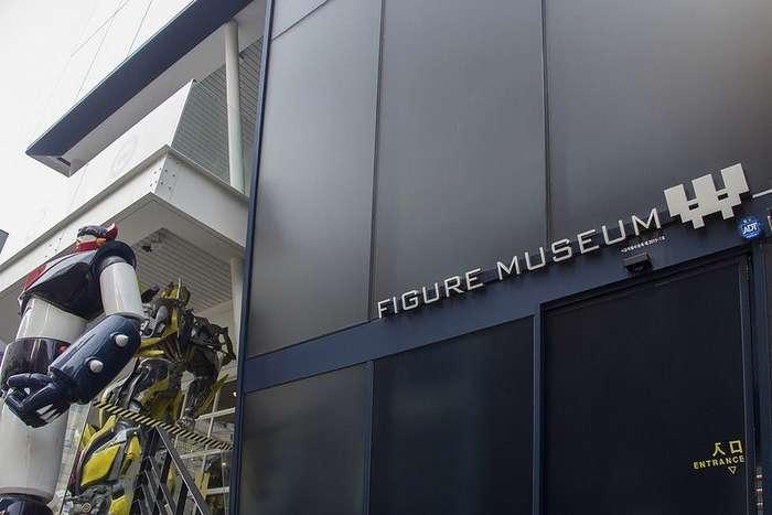 Музей фигур W-55 фото-