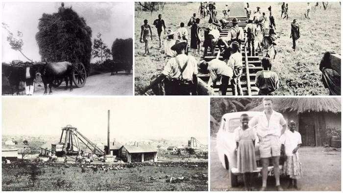 Когда Зимбабве был Родезией: архивные фотографии-24 фото-
