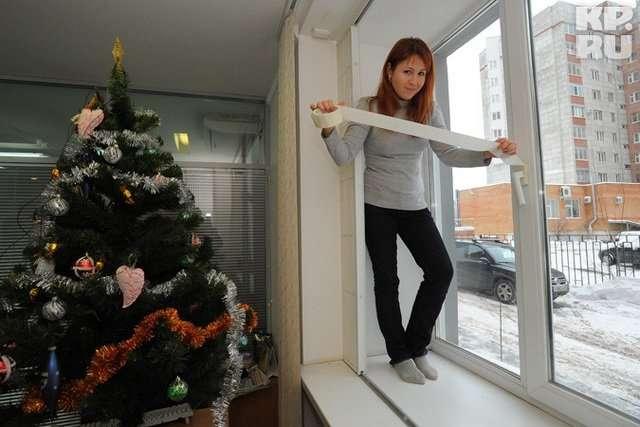 Как бесплатно утеплить квартиру-9 фото + 2 тянучки-