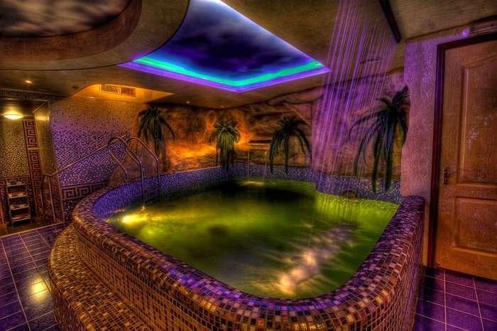 Баня на озере-2 фото-